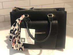 Brand New Anne Klein Black Handbag Purse