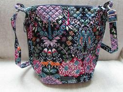 VERA BRADLEY CARSON HOBO BAG UNUSED WITH TAGS FOX FOREST