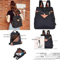 cluci backpacks purse for women canvas fashion