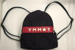 Tommy Hilfiger Colorblock Backpack - Navy, Red and Cream TH