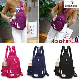 duomeilun nylon crossbody shoulder chest cycle sling