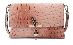 Fashion Quilted Small Crossbody Chain Bag Women Messenger Pu