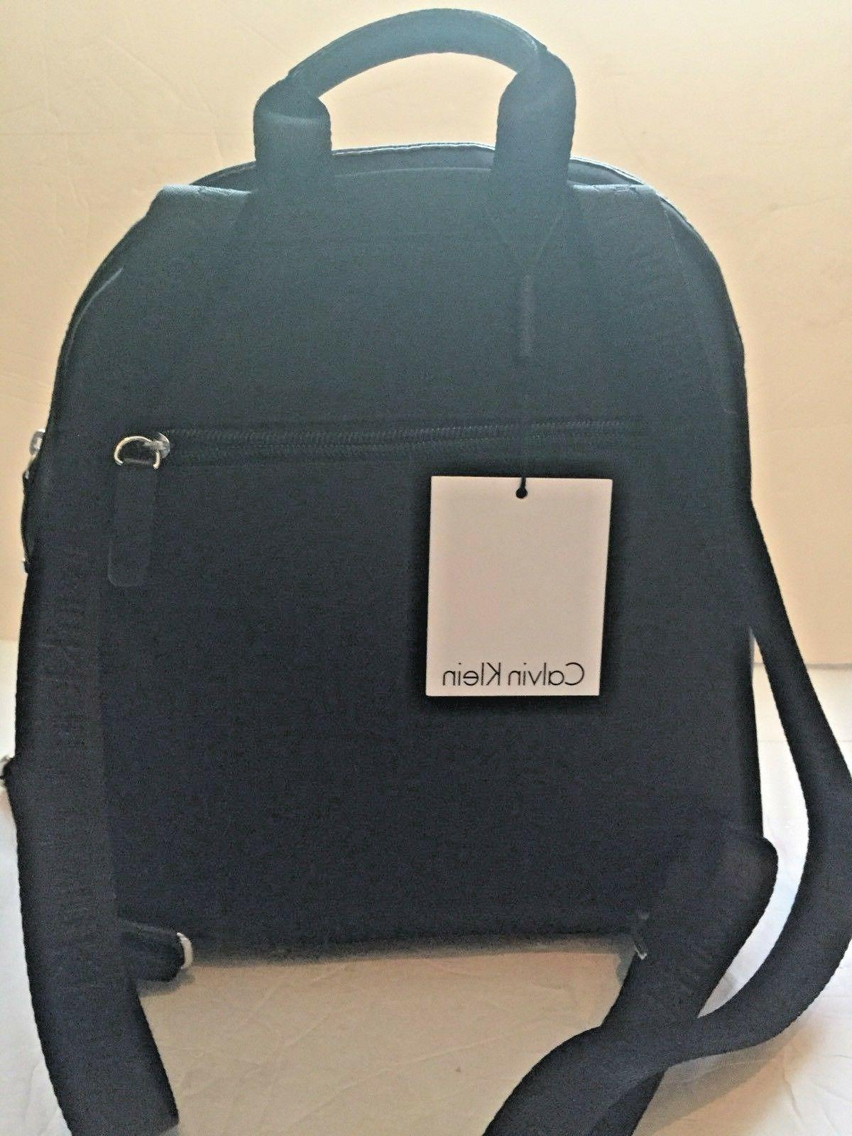 Authentic Black Backpack.