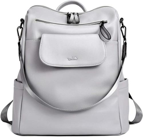 backpack purse for women fashion leather designer