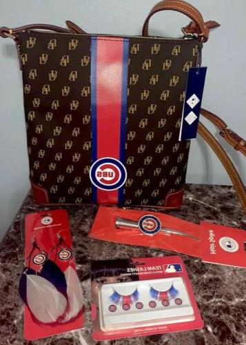 chicago cubs dooney and bourke purse