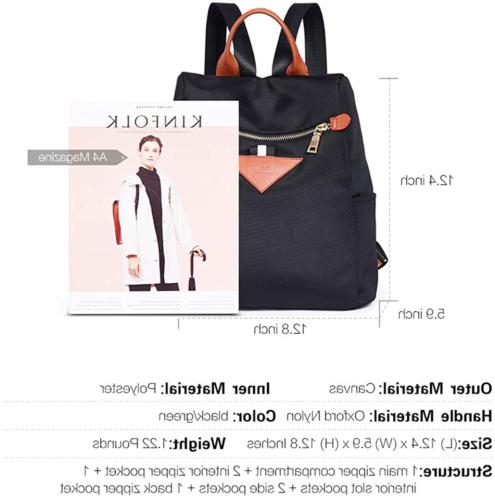 CLUCI Backpacks for Women Fashion Ladies
