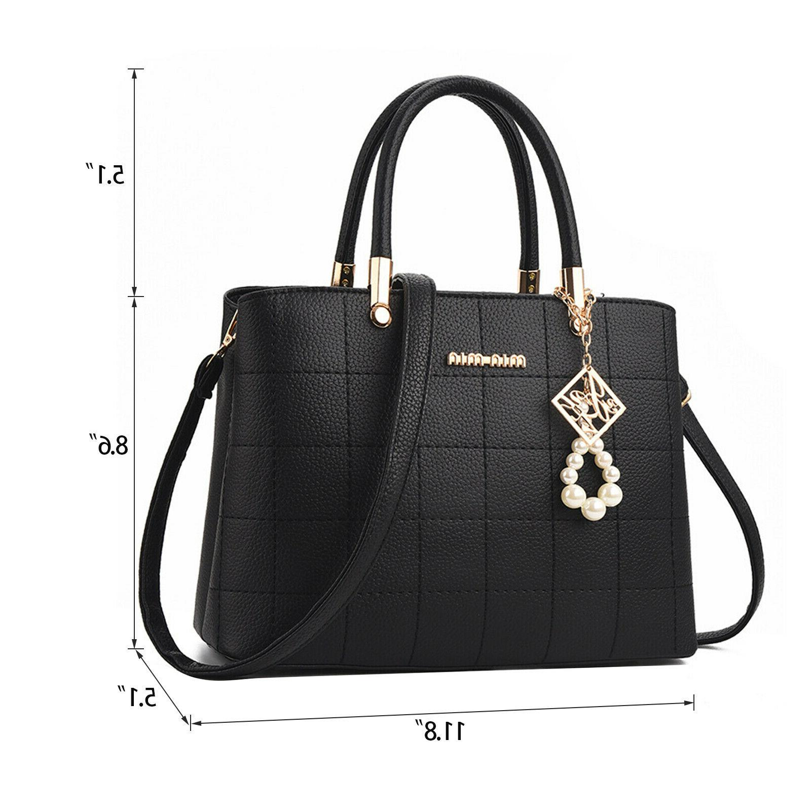 Fashion Leather Bag Purse Top