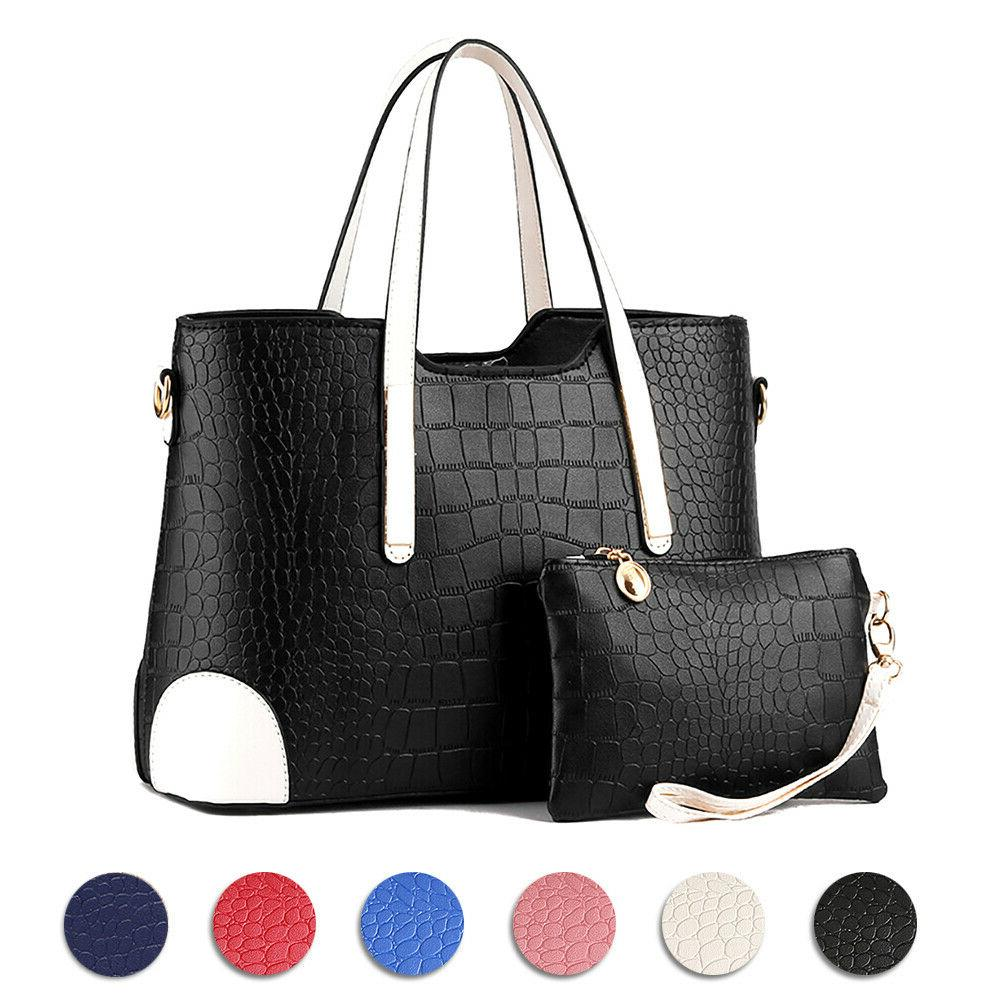 Fashion Women Handbag Leather Crossbody Bag
