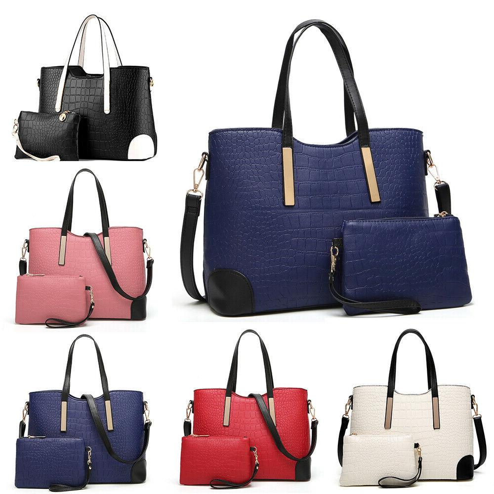 Fashion Women Handbag PU Leather Crossbody Clutches Bag Top