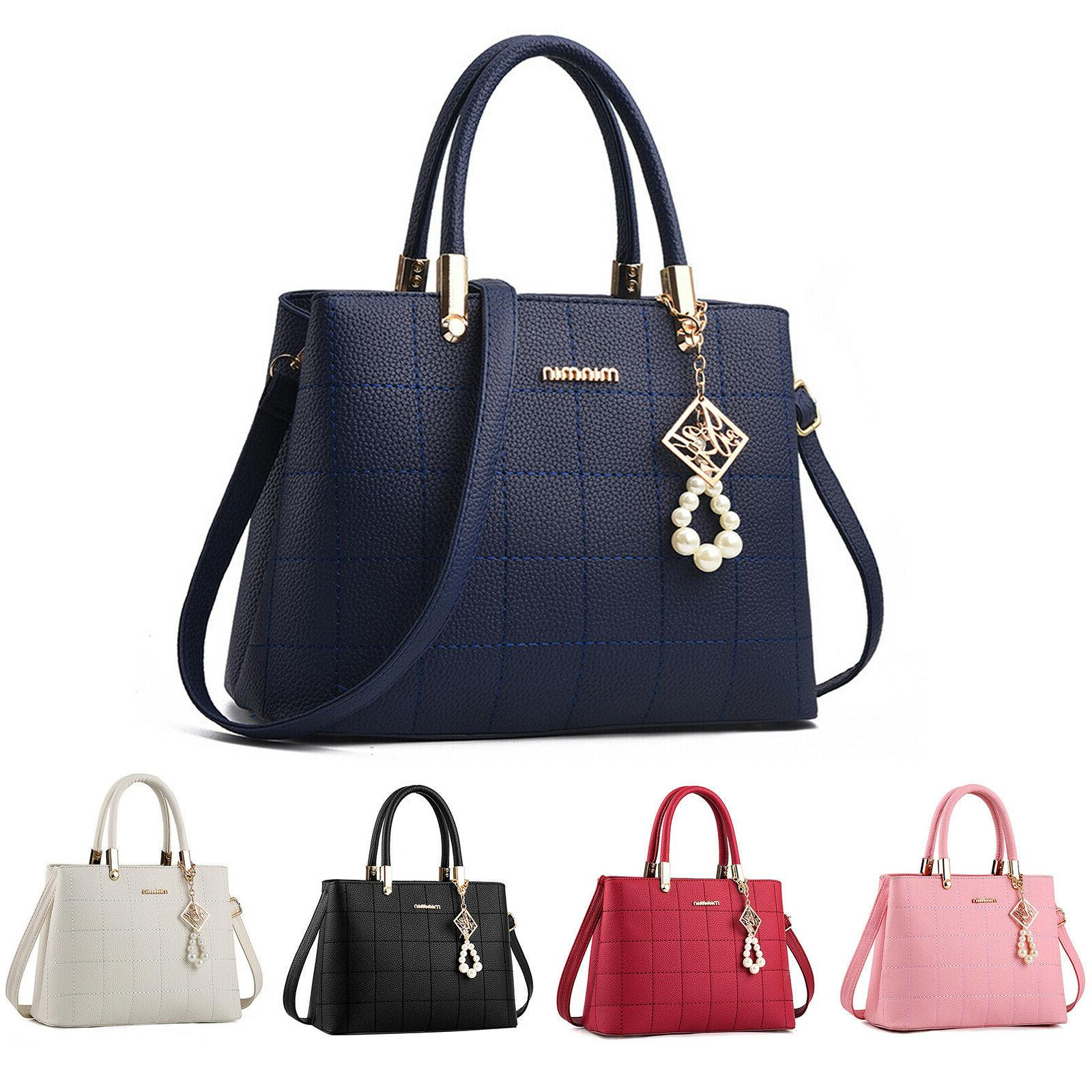 Fashion Leather Satchel Bag Top
