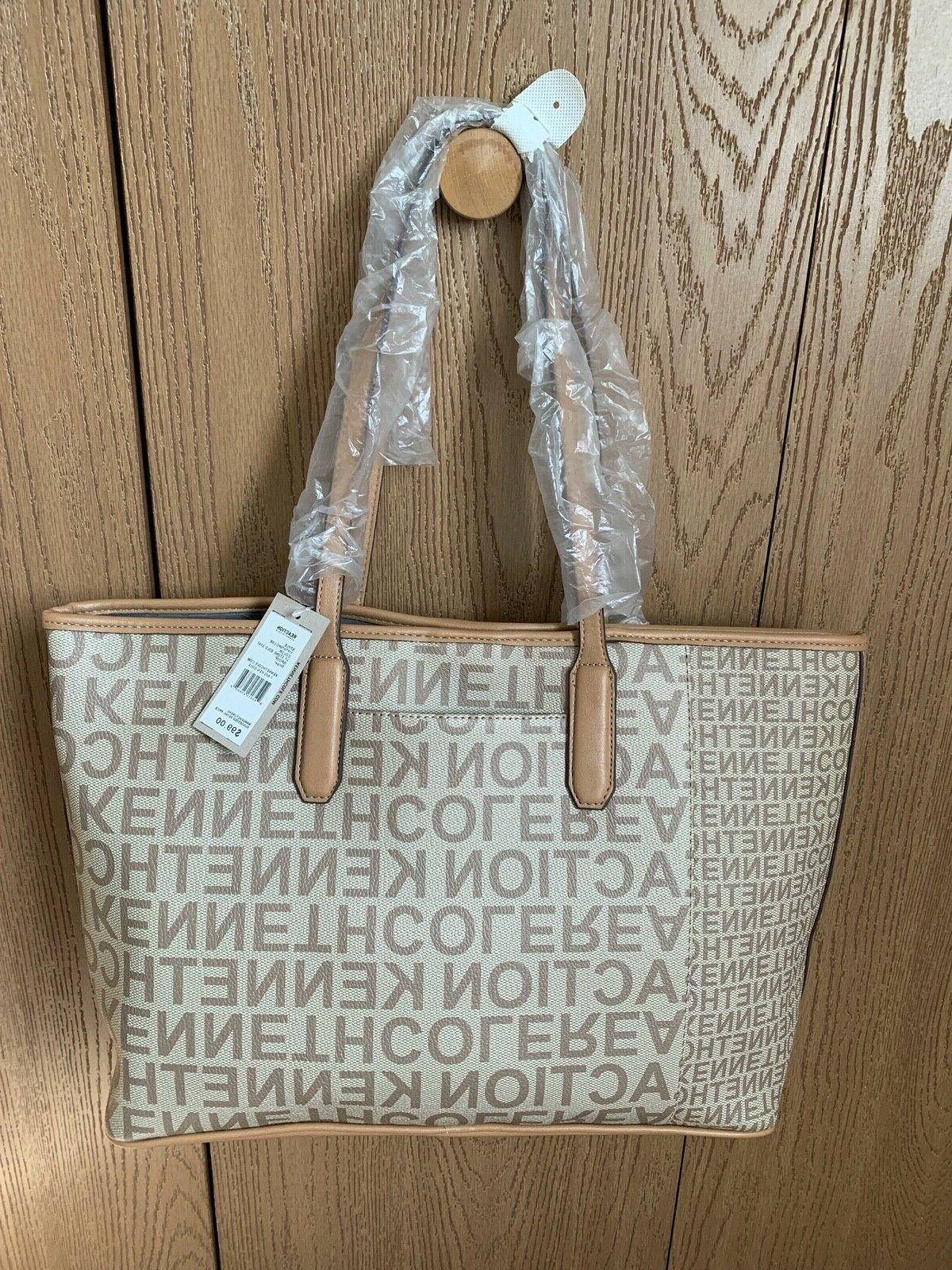 Kenneth Cole REACTION TAN TOTE