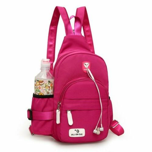 DUOMEILUN Crossbody Chest Cycle Daily Backpack