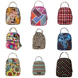 Vera Bradley Lunch Bunch Lunch Bag NewWT Color Choice cleara