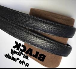 """Straps Replacement Black for Handbags/ Purses 9/16""""wide Br"""